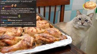 Яркий момент: Готовим сосиски в тесте и пирожки с яблоком