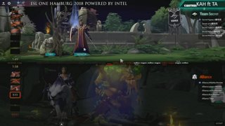 ESL One Hamburg | Team Secret vs Alliance - Game 2