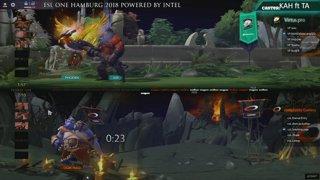 ESL One Hamburg | VP vs Col - Game 1