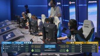IEM Katowice 2019 - Asia Minor   Aequus vs CyberZen   Dzień 2