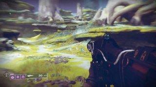 Najazd JaDisco - Lewiatan, Pożeracz Światów - Destiny 2: Forsaken