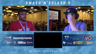 SNS5 SSBU - Jarebear (Pokemon Trainer) Vs. D-Money (Chrom) Smash Ultimate Tournament Pools