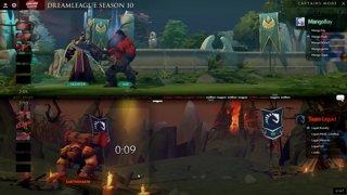 Team Liquid -vs- MangoBay, game  1. Adekvat & Lost