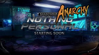 Shadowrun: Nothing Personal ANARCHY! Session 8 ~Fallout~
