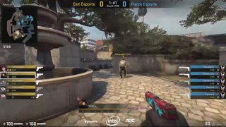 CS:GO -  CeX vs Fierce Esports - Week 6 - ESL Premiership Spring 2019