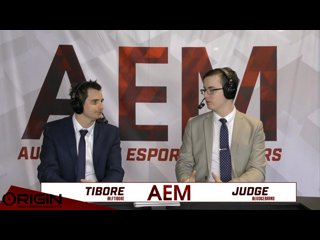 AEM S1 Finals - Legacy VS Riotous Raccoons Game 2