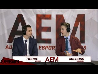 AEM S1 Finals - DarkSided VS Tainted Minds Game 1