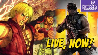 KEN LEGACY - Final Day - SNKVC, SFXT, SF5 & Blackout (Weds 11-28)