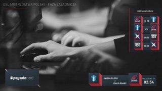 Izako Boars vs Wisła Płock   ESL Mistrzostwa Polski Wiosna 2019   W3D2