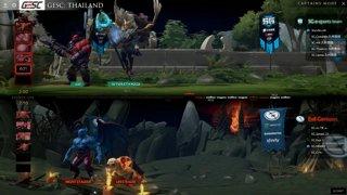 Evil Geniuses vs SG e-sports | GESC: Thailand Round Robin | Day 2