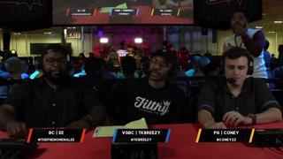 SSC 2019 SSBU - TSM Tweek (Trainer) VS FOX MVG MkLeo (Joker) Smash Ultimate Loser's Finals