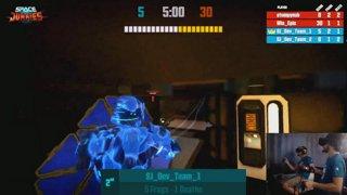 Space Junkies: LIVESTREAM - Champions VS Devs | Ubisoft