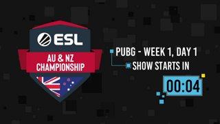 Match 1 - Matchday #1 | ESLAUNZ Championship Phase 3 [#pubg]
