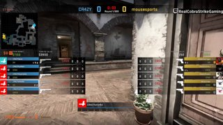 VoD 🎵📽️ mousesports vs CR4ZY - BO5 - Grand final [DreamHack Masters Malmö 2019 Europe Closed Qualifier]
