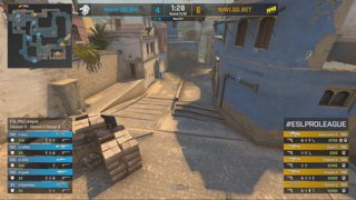 RERUN: CS:GO - North vs. Natus Vincere [Overpass] Map 1 - Group B - ESL Pro League Season 9 Europe
