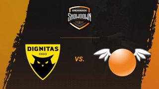 Dignitas vs Orange.Sphynx - Train - Group A - DreamHack Showdown Valencia 2019