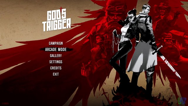 Indie Playthrough - God's Trigger