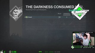 Solo 390 Crota On A Mouse And Keyboard!