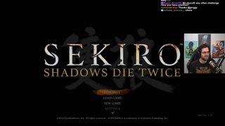 Sekiro No Leveling/Skills/Upgrades (Pt. 1)