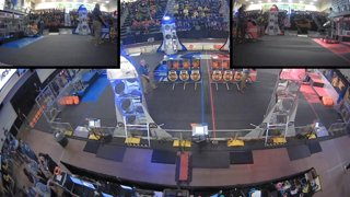 2019 FIRST Robotics Competition - Central Missouri Regional - Multiview - Sunday