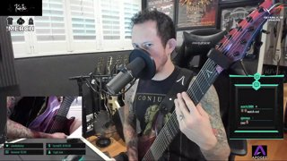 Matt Heafy (Trivium) - Runescape - Sea Shanty 2 I Shred-Along