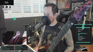 Matt Heafy [Trivium] | Music and Karaoke!