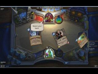 видео: Best Hearthstone game EVER