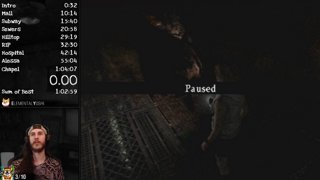 Silent Hill 3 NG Easy [PS2] - 38:34 (World Record)