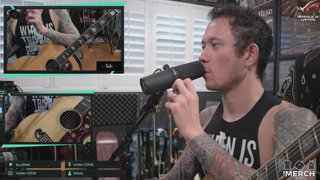 MATTHEW K HEAFY | KIICHICHAOS | TRIVIUM ||| USA AND EU TIME CHANGES ARE 2 WEEKS APART, SO JOIN IN NOW!!!