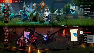 [FIL] ADMIRAL vs ARK | Game 1 | Flame Cup Group Stages
