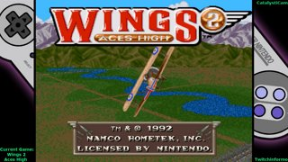 Super Chronquest - Wings 2: Aces High Part 2