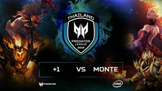 Full: [LIVE-THAI] 🏆 Dota2 Predator League TH Qualifier - 2019 (16-10-2018)