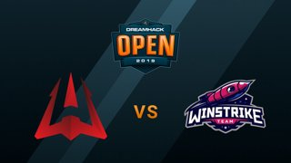 Avangar vs Winstrike - Vertigo - Group A - DreamHack Open Summer 2019