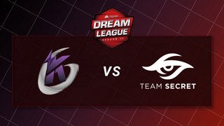 Keen Gaming vs Team Secret - Game 1 - Playoffs - CORSAIR DreamLeague S11 - The Stockholm Major