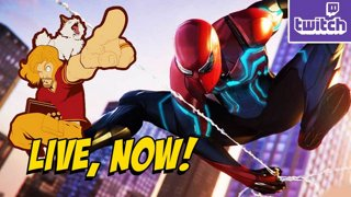 SPIDERMAN P4Pro Hard Mode...Can't Stop Won't Stop - ASUS Giveaway -> http://bit.ly/asusMax3 (Fri 9-7)