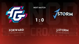 Forward  vs J.Storm Игра 2