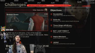 Friday The 13th Challenges Any% [PC] - 57:00