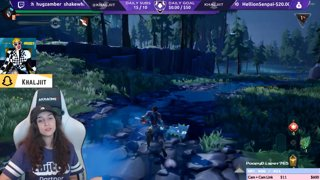 Dauntless Open beta | Warframe Partner all subs get my in game flare | #Sponsored