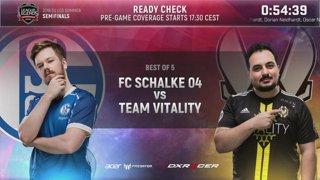 VIT vs. S04 | Semifinals | EU LCS Summer | Team Vitality vs. FC Schalke 04 (2018)