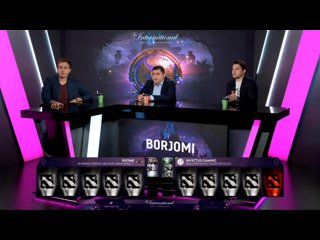 видео: Invictus Gaming vs EHOME game 1