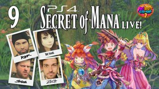 Secret of Mana (PS4) | Nobot Co-Op [Part 9]: Back from the Let's Play Grave!