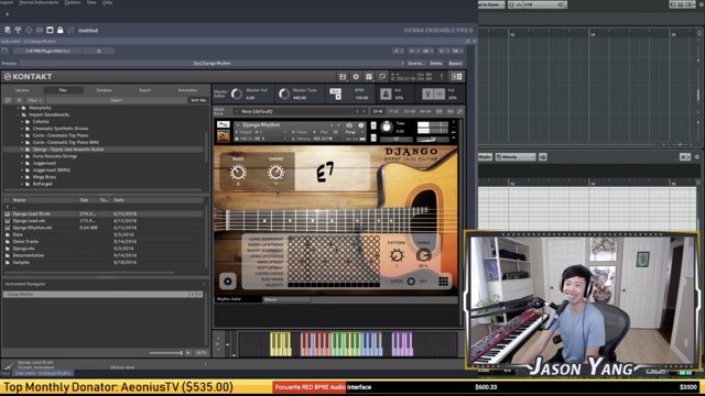 Highlight: [Workshop] Exploring Django Gypsy Jazz Acoustic Guitar VST by  Impact Soundworks