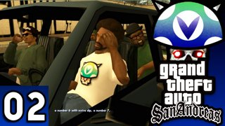 [Vinesauce] Joel - GTA San Andreas ( Part 2 )
