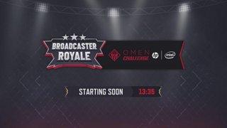 Broadcaster Royale: OMEN Challenge | Partner Invitational #1 -  South America