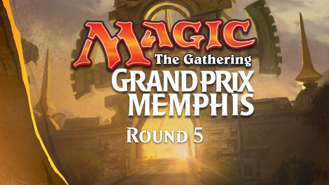 Grand Prix Memphis 2018 (Standard) Round 5