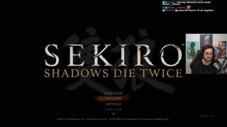 Sekiro Purification Playthrough