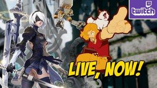 2B HAS LANDED - Nier X Soul Calibur VI #Sponsored by Venom (Tues 12-18)