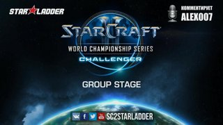 #3 [RU] WCS Challenger EU Group C - Strange (P) vs Lambo (Z)