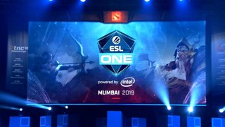 The Pango vs. compLexity Gaming - Game 1 - LB Ro4a #2 - ESL One Mumbai 2019
