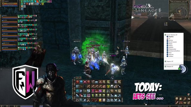 Prime | 27.09.2018 | Highlight | Anytime | Lineage 2 Classic | l2classic.club | Forum Warriors-CP
